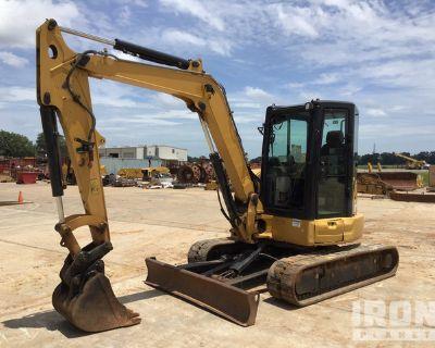 2016 Cat 305.5E2CR Mini Excavator