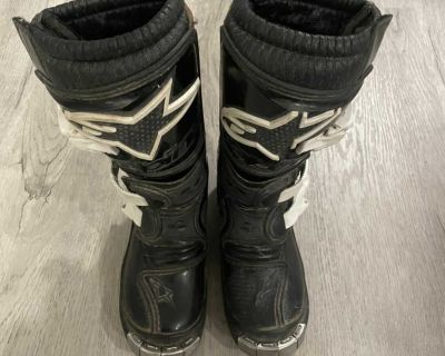 Youth Dirt bike boots