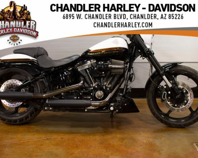 Certified Pre-Owned 2017 Harley-Davidson CVO Pro Street Breakout FXSE