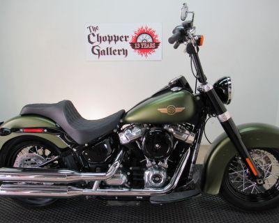2018 Harley-Davidson Softail Slim 107 Cruiser Temecula, CA