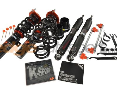 KSport Coilovers! - Video, Pics, Preview