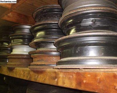 Wheels, Spare wheels