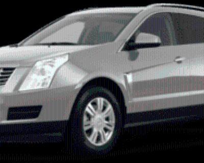 2013 Cadillac SRX Luxury Collection AWD