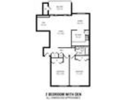 Kings Gardens - 2Bedroom Den 1Bathroom
