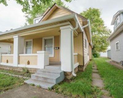 1531 Hiatt St, Indianapolis, IN 46221 2 Bedroom Apartment