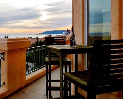 Luxury home with sweeping ocean views Shell Beach, long-term stays - Pismo Beach