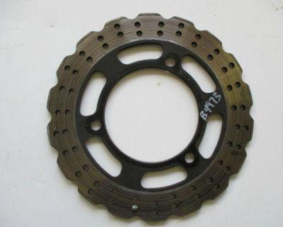 2008-2012 Kawasaki Ex 250 Ninja 250r Rear Brake Rotor Disc Rotors Discs