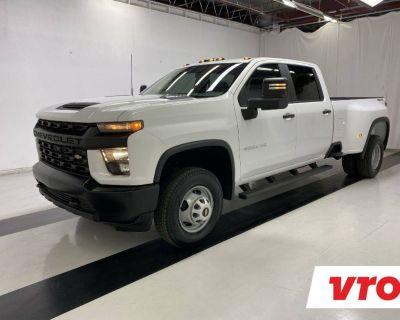 2021 Chevrolet Silverado 3500HD WT