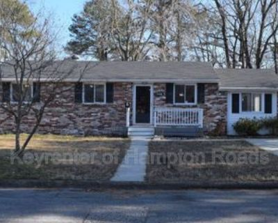 1944 Beall Dr, Hampton, VA 23663 4 Bedroom House