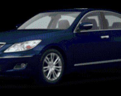 2011 Hyundai Genesis 4.6