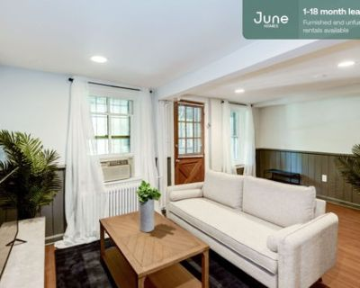 #184 Furnished 1 bedroom Full in Capitol Hill