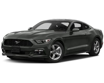 Pre-Owned 2017 Ford Mustang EcoBoost RWD 2dr Car