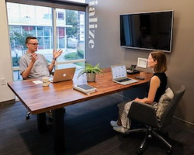 Private Office for 2 at Roam Buckhead