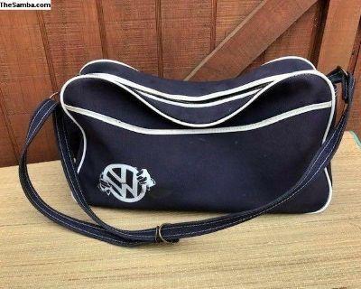 50's VW Dealer Duffle Bag