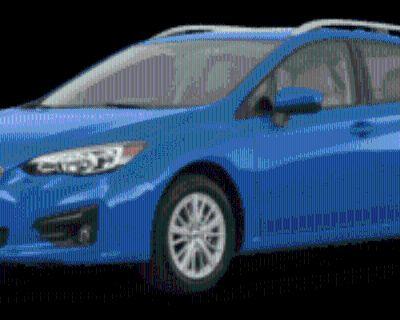 2017 Subaru Impreza 2.0i Premium 5-door CVT