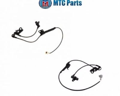 Mtc Front Set Left And Right Abs Speed Sensors Fits Toyota Corolla 02-07