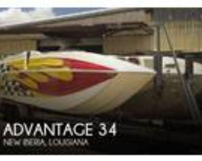 34 foot Advantage 34