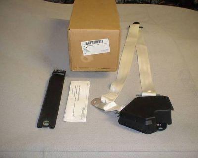 1988 Corvette 35th Anniversary Nos Passenger Side Seat Belt Kit