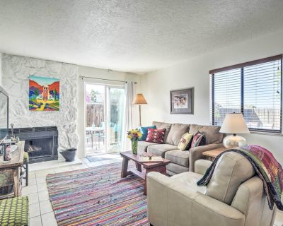 Albuquerque Townhome w/ Patio & Mountain Views! - Northeast Heights