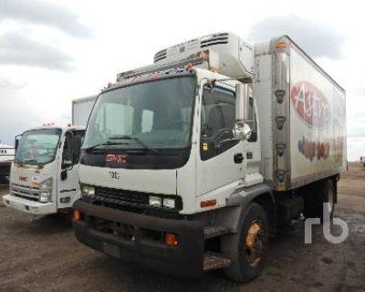 2007 GMC COE SA Box Trucks, Cargo Vans Truck