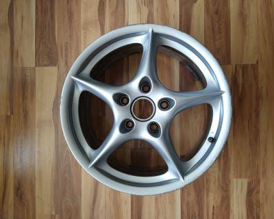 2002 996 911 BBS wheels 18x8.5 & 18x10