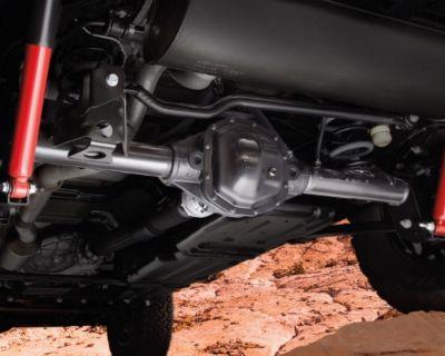 77072406 Rubicon Rear Axle Clearance