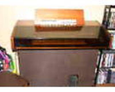 Farfisa Capitol Organ
