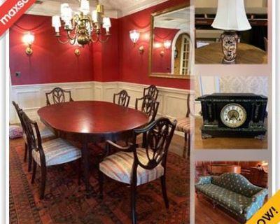 Boston Downsizing Online Auction - Medford Street