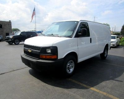 Used 2012 Chevrolet Express 2500 Cargo