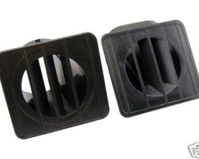 Defrost Duct Outlet, Pair 1967-1972 Chevy & Gmc Truck [32-7214]
