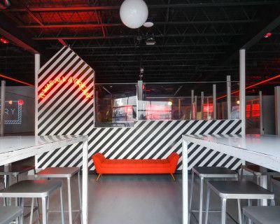 Midtown Bar Featuring Sexy Mood Lighting, ATLANTA, GA