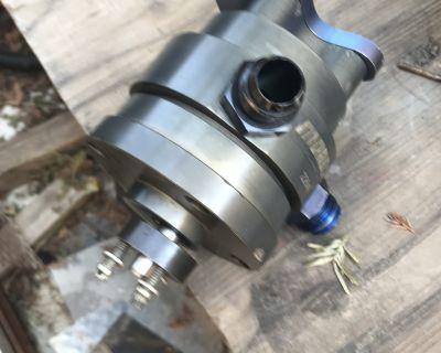 Moroso vacuum pump