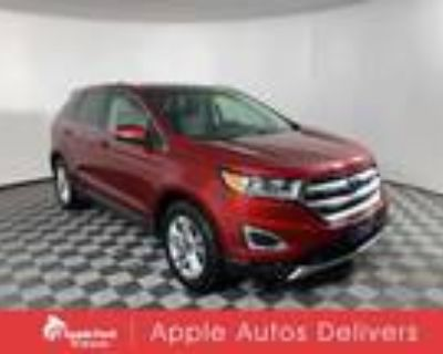 2018 Ford Edge Red, 23K miles