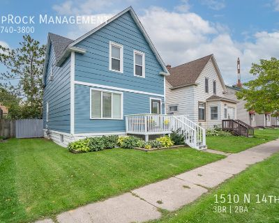 Single-family home Rental - 1510 N 14th St