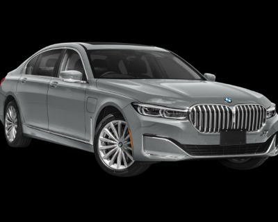 New 2022 BMW 7 Series 745e xDrive AWD 4D Sedan
