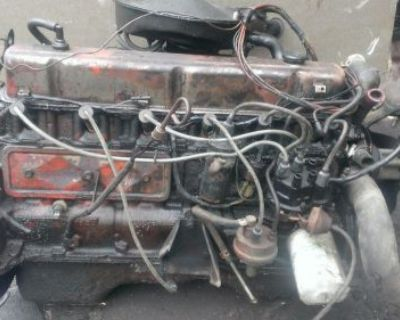 Chevrolet 250 Cubic Inch Engine Excellent Condition Complete