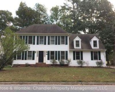711 Aguila Dr, Chesapeake, VA 23322 4 Bedroom House