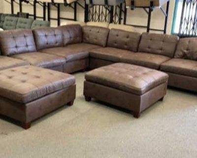 Donate Modular sectional couch