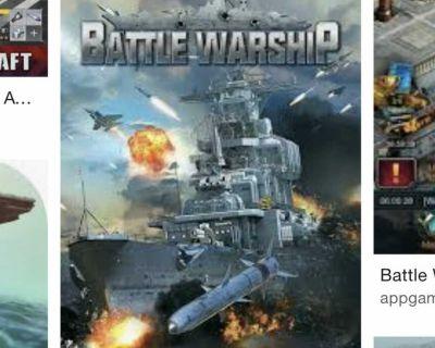 Battle warship account