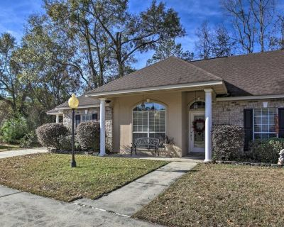 Quiet country townhouse along St. Tammany Trace - Covington