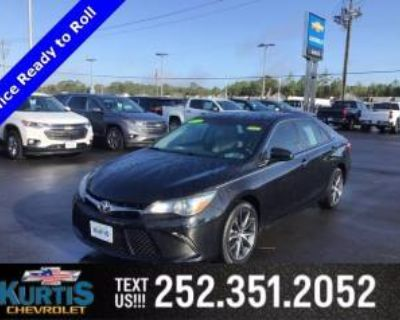 2017 Toyota Camry XLE I4 Automatic