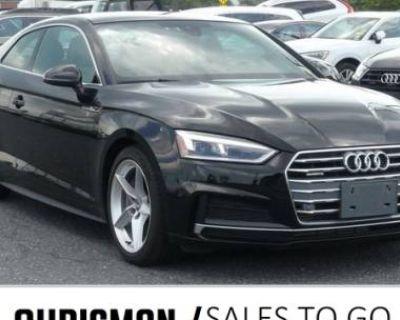 2018 Audi A5 Premium Plus