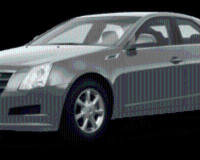 2009 Cadillac CTS with 1SB AWD