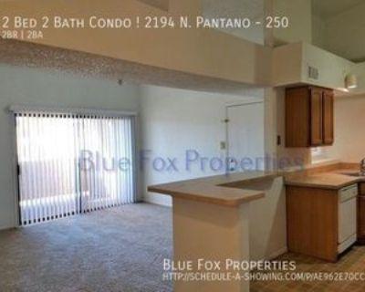 2 2 Bed 2 Bath Condo ! 2194 N. Pantano #250, Tucson, AZ 85715 2 Bedroom House