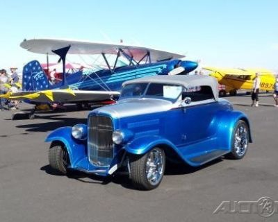 1930 Ford Roadster All Steel