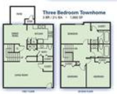 Aspen Pointe Apartment Homes - 3 Bedroom Townhome
