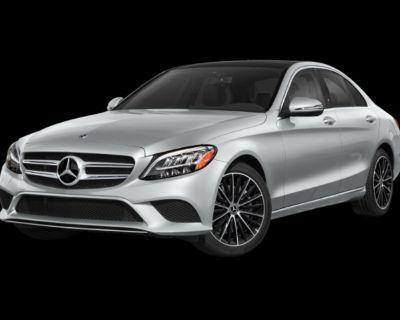New 2021 Mercedes-Benz C 300 4MATIC Sedan AWD