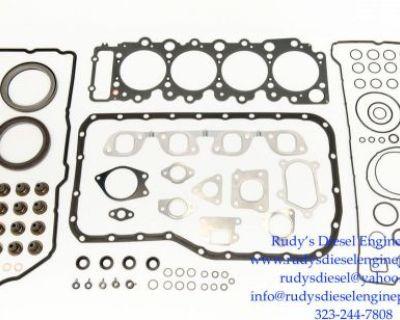 Engine Overhaul Gasket Set For Isuzu 4hk1 5.2l Turbo Diesel Engine