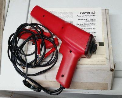 Ferret Instruments 82 Advance Dial Timing Light