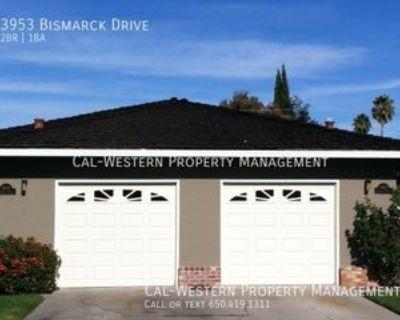 3953 Bismarck Dr, Campbell, CA 95130 2 Bedroom Apartment